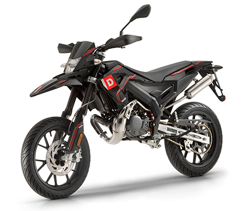 Derbi Senda DRD SM X-treme Limited Edition Image